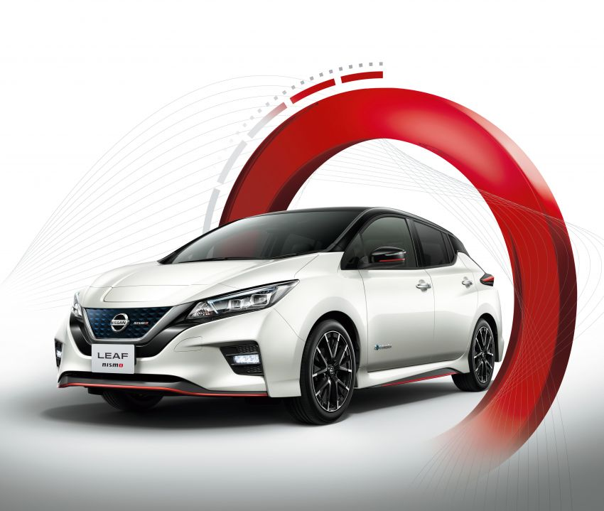 Nissan Leaf Nismo to go on sale in Japan on July 31 Image #841075