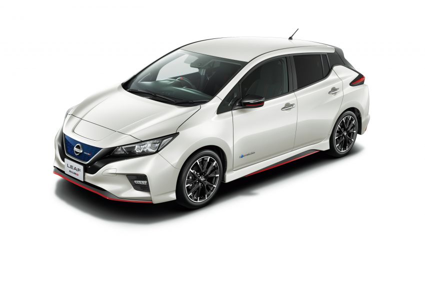 Nissan Leaf Nismo to go on sale in Japan on July 31 Image #841095