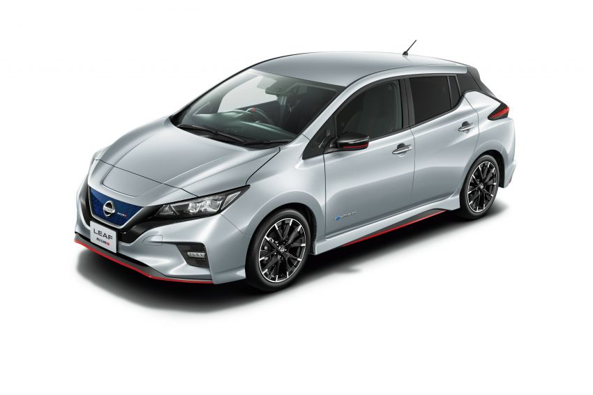 Nissan Leaf Nismo to go on sale in Japan on July 31 Image #841096