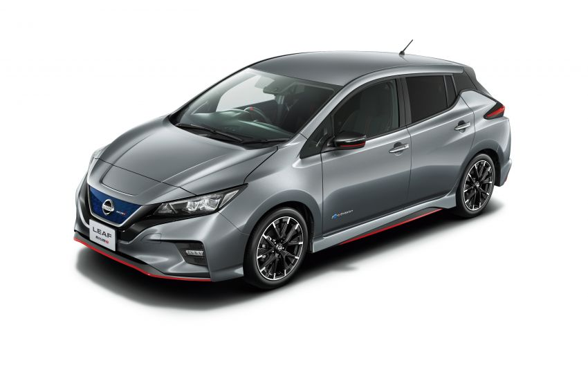 Nissan Leaf Nismo to go on sale in Japan on July 31 Image #841097