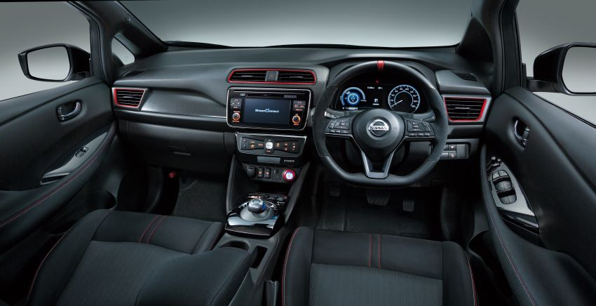 Nissan Leaf Nismo to go on sale in Japan on July 31 Image #841078