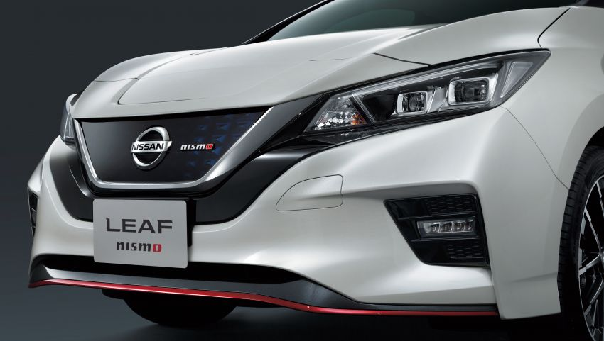 Nissan Leaf Nismo to go on sale in Japan on July 31 Image #841083