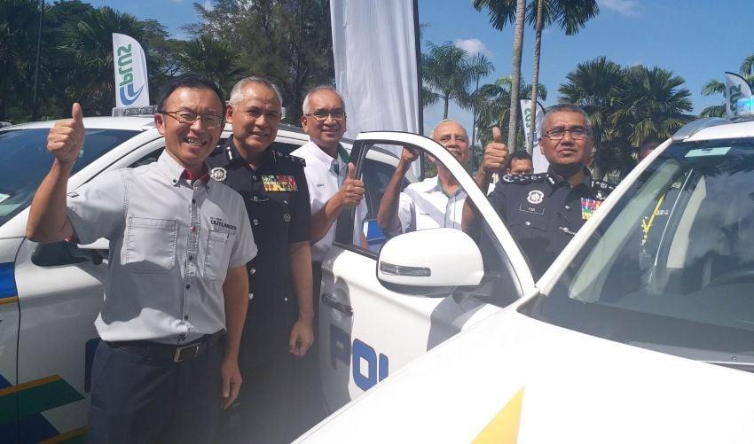 Mitsubishi Outlander 2.4 – new Police Highway Eagles Image #842550