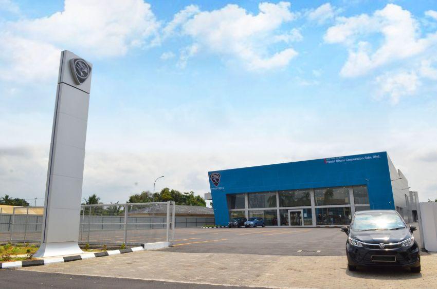 Pusat 3S Proton Kapar baharu milik Pantai Bharu ganti fasiliti 1S+2S sebelum ini, beroperasi secara rasmi Image #837721
