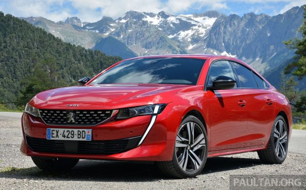 New Peugeot 508 Coming To Malaysia In Q2 2019