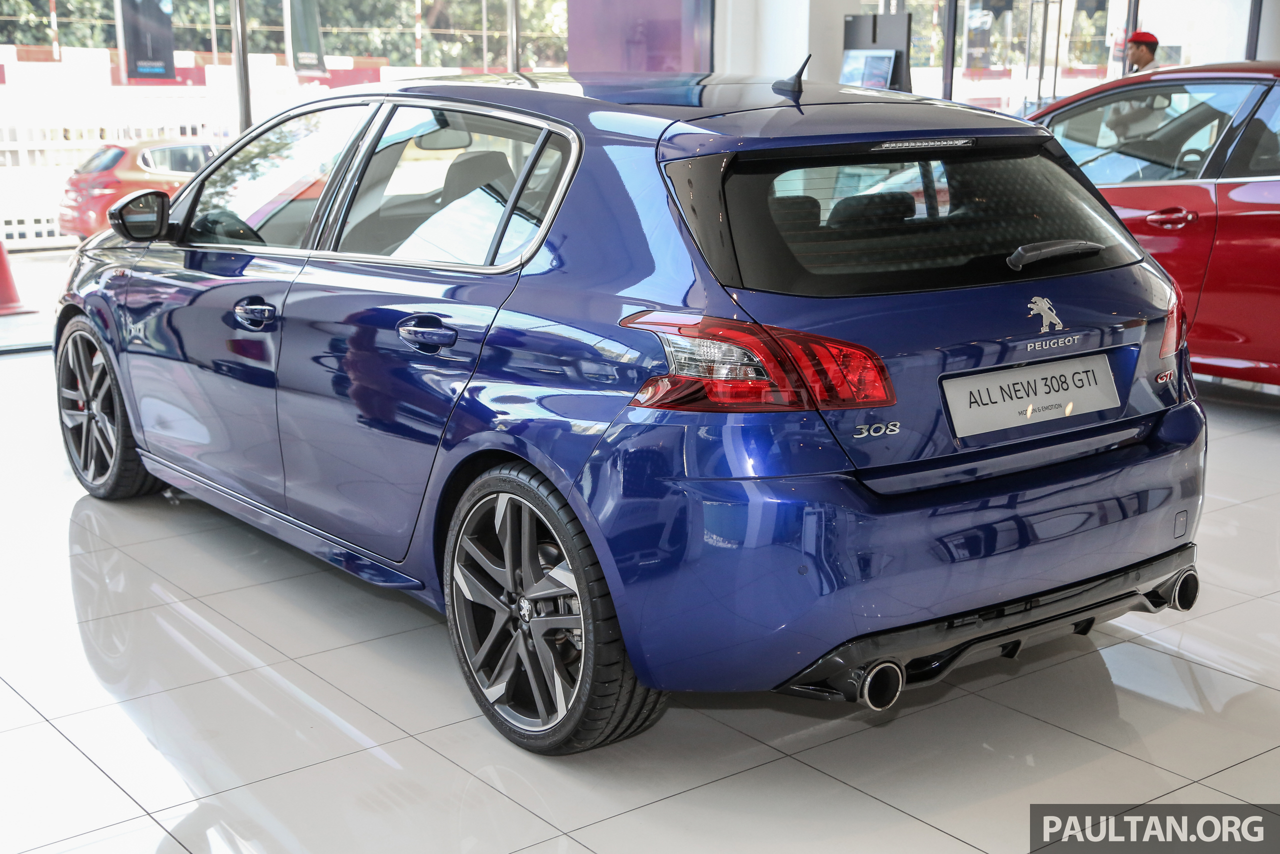 Peugeot 308 Gti Coming To Malaysia 270 Hp 6mt Rm200k Est