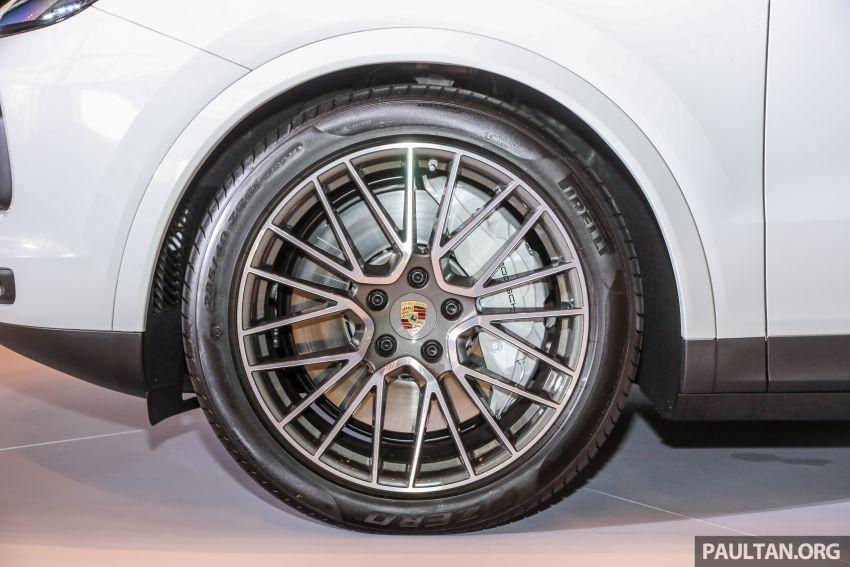 Porsche Cayenne generasi ketiga dilancar di Malaysia – dua varian ditawarkan, harga bermula dari RM745k Image #836844