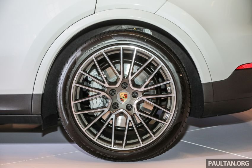 E3 Porsche Cayenne launched in Malaysia – base and S variants available, prices start from RM745,000 Image #836756