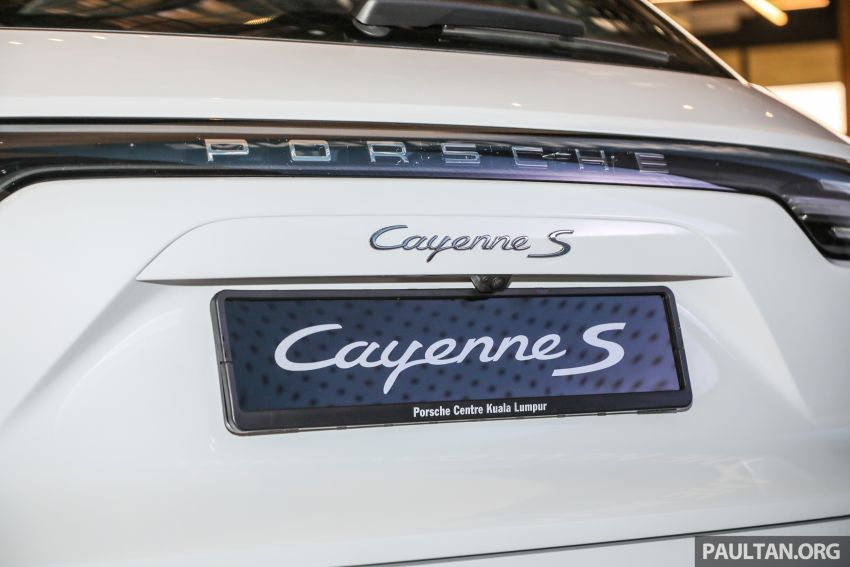 E3 Porsche Cayenne launched in Malaysia – base and S variants available, prices start from RM745,000 Image #836766