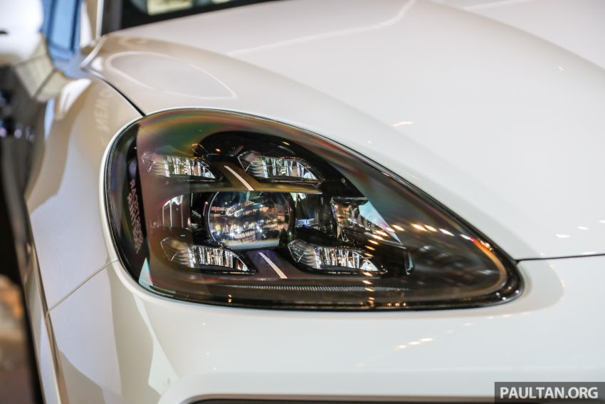 Porsche Cayenne generasi ketiga dilancar di Malaysia – dua varian ditawarkan, harga bermula dari RM745k Image #836836