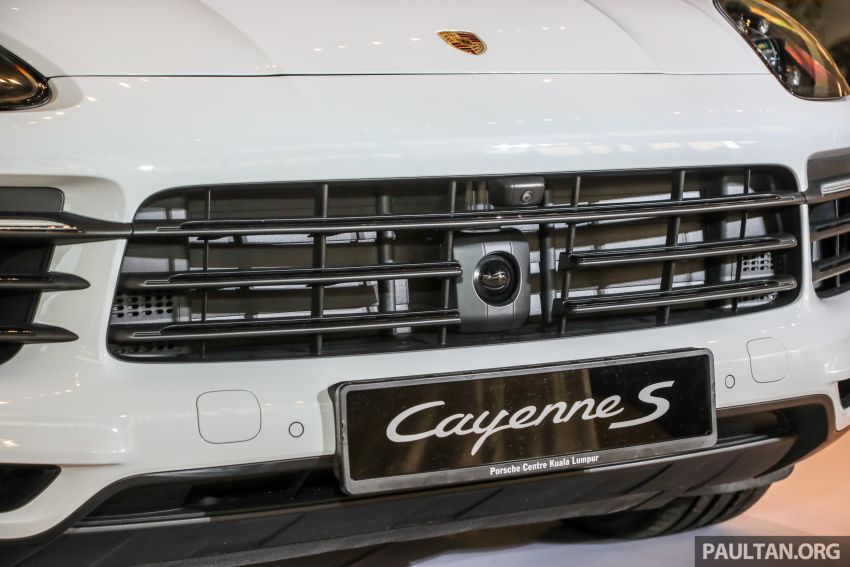 E3 Porsche Cayenne launched in Malaysia – base and S variants available, prices start from RM745,000 Image #836738