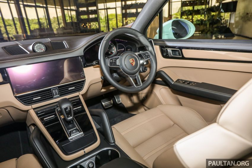 E3 Porsche Cayenne launched in Malaysia – base and S variants available, prices start from RM745,000 Image #836798