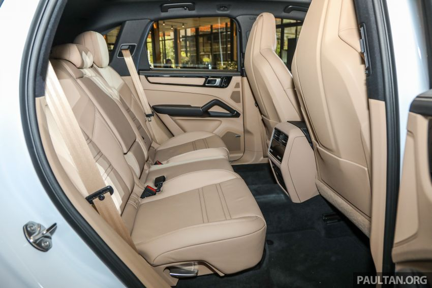 E3 Porsche Cayenne launched in Malaysia – base and S variants available, prices start from RM745,000 Image #836814