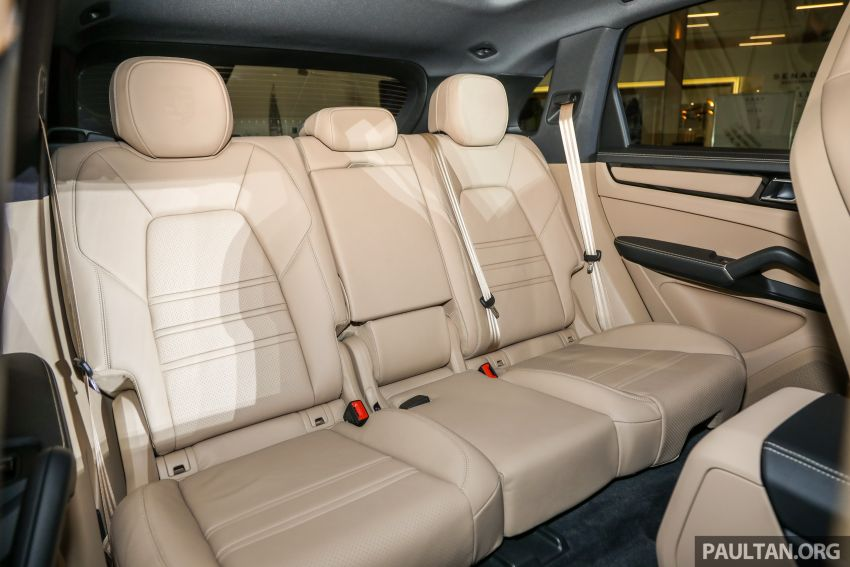 E3 Porsche Cayenne launched in Malaysia – base and S variants available, prices start from RM745,000 Image #836815
