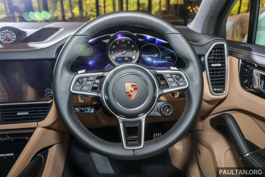 E3 Porsche Cayenne launched in Malaysia – base and S variants available, prices start from RM745,000 Image #836783