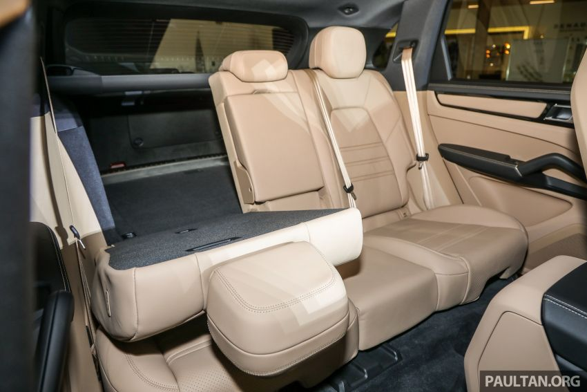 E3 Porsche Cayenne launched in Malaysia – base and S variants available, prices start from RM745,000 Image #836816
