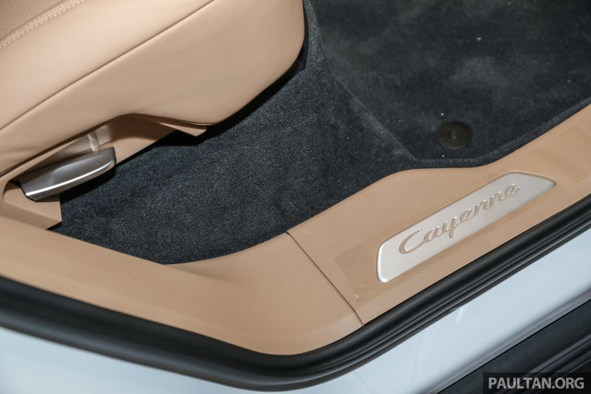 Porsche Cayenne generasi ketiga dilancar di Malaysia – dua varian ditawarkan, harga bermula dari RM745k Image #836912