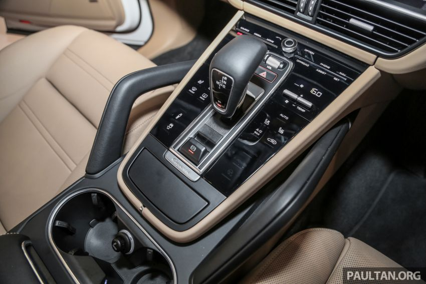 E3 Porsche Cayenne launched in Malaysia – base and S variants available, prices start from RM745,000 Image #837008