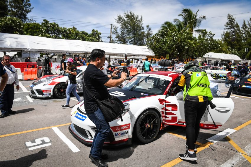 Porsche Sportscar Together Day Bangkok 2018 – celebrating 70 years of turning dreams into reality Image #843170