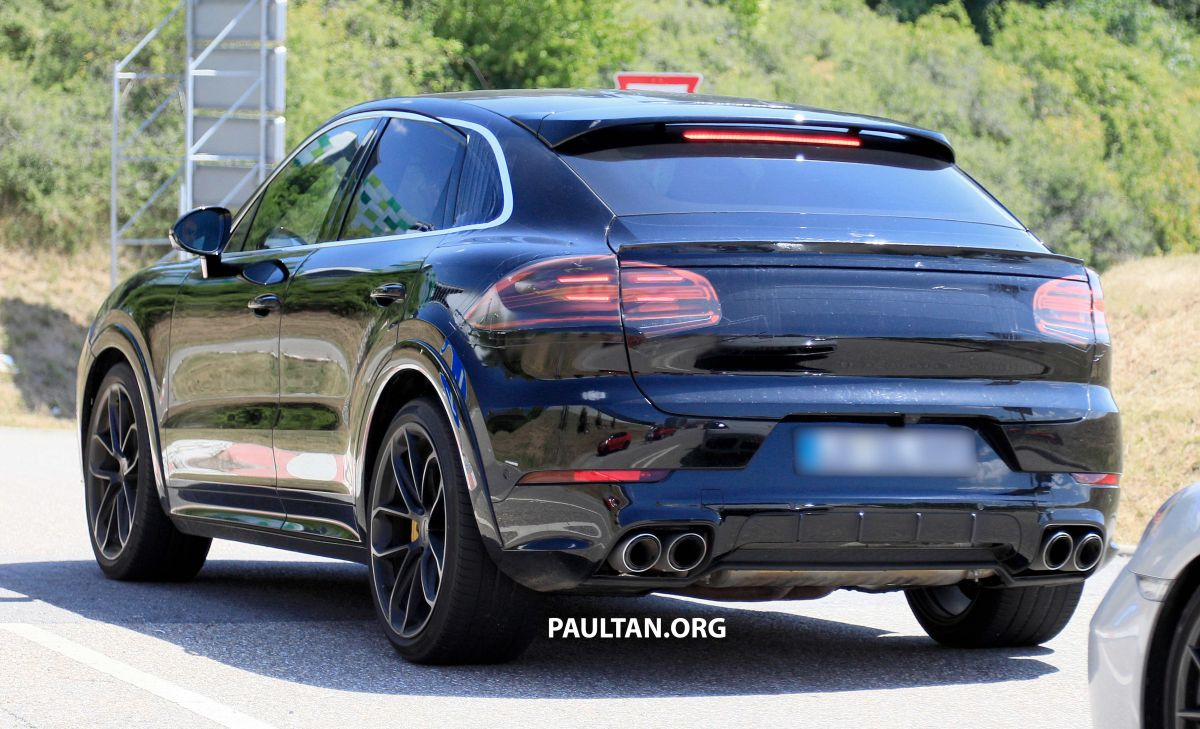 Sport Cars For Sale >> SPIED: Porsche Cayenne Coupe seen testing again