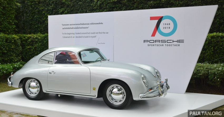Porsche Sportscar Together Day Bangkok 2018 – celebrating 70 years of turning dreams into reality Image #843181