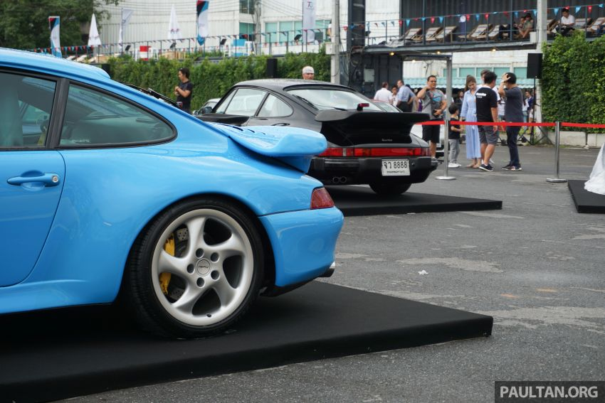 Porsche Sportscar Together Day Bangkok 2018 – celebrating 70 years of turning dreams into reality Image #843299