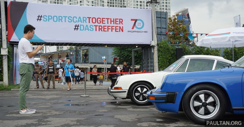 Porsche Sportscar Together Day Bangkok 2018 – celebrating 70 years of turning dreams into reality Image #843305