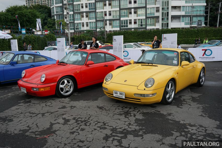 Porsche Sportscar Together Day Bangkok 2018 – celebrating 70 years of turning dreams into reality Image #843307