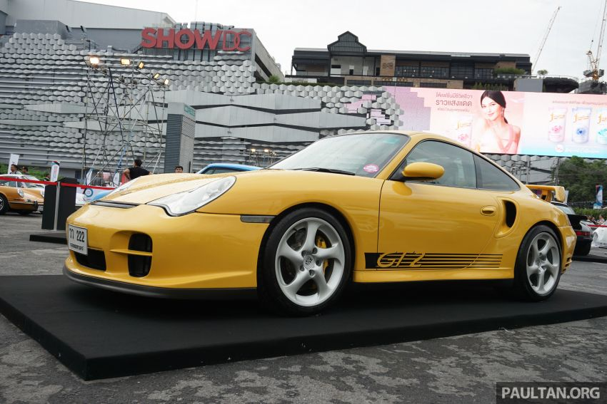 Porsche Sportscar Together Day Bangkok 2018 – celebrating 70 years of turning dreams into reality Image #843310