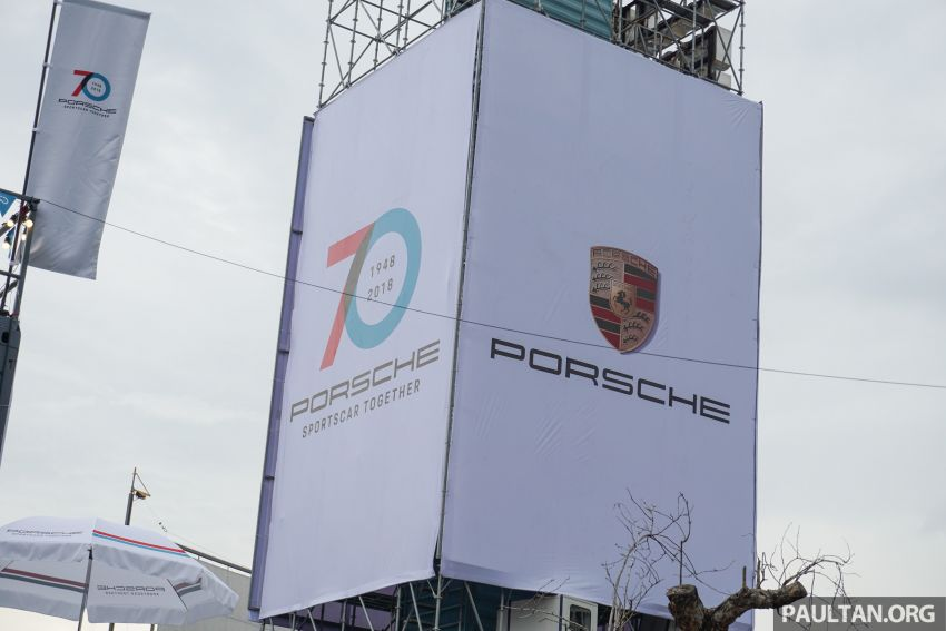 Porsche Sportscar Together Day Bangkok 2018 – celebrating 70 years of turning dreams into reality Image #843312
