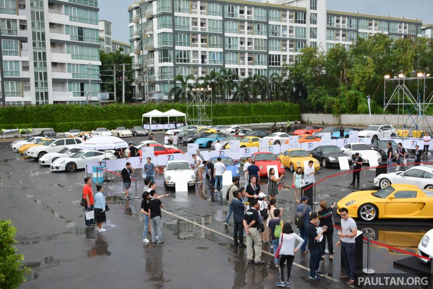 Porsche Sportscar Together Day Bangkok 2018 – celebrating 70 years of turning dreams into reality Image #843315