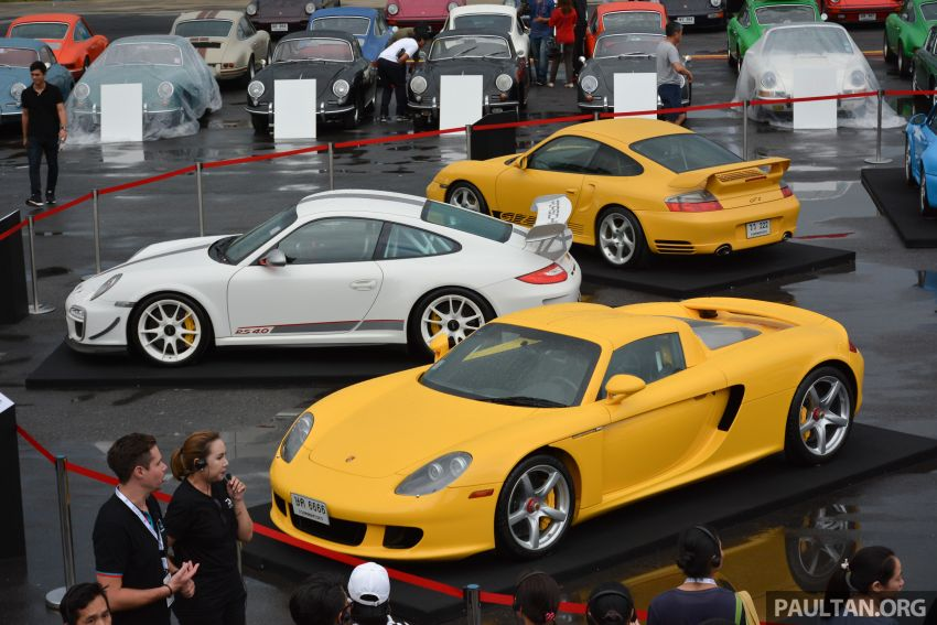 Porsche Sportscar Together Day Bangkok 2018 – celebrating 70 years of turning dreams into reality Image #843317