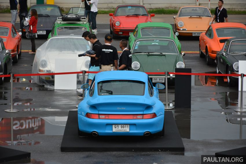 Porsche Sportscar Together Day Bangkok 2018 – celebrating 70 years of turning dreams into reality Image #843318