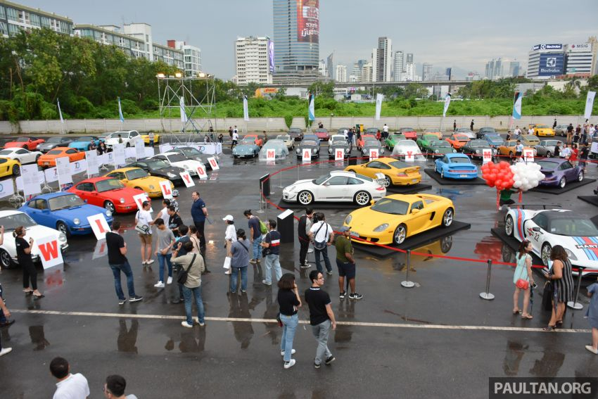 Porsche Sportscar Together Day Bangkok 2018 – celebrating 70 years of turning dreams into reality Image #843320