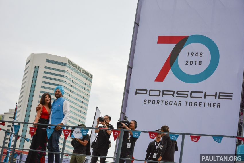 Porsche Sportscar Together Day Bangkok 2018 – celebrating 70 years of turning dreams into reality Image #843321