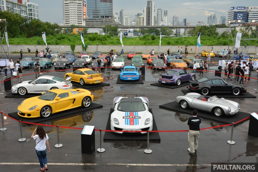 Porsche Sportscar Together Day Bangkok 2018 – celebrating 70 years of turning dreams into reality Image #843323
