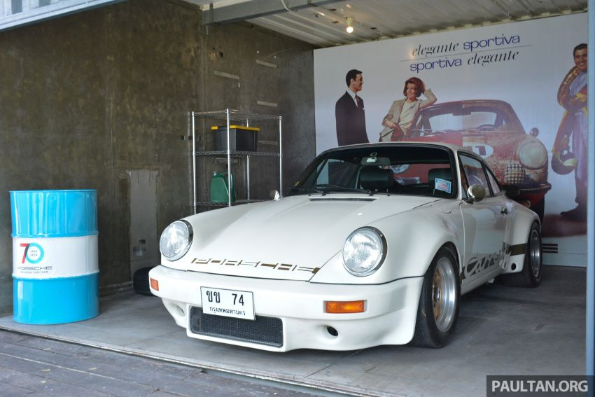 Porsche Sportscar Together Day Bangkok 2018 – celebrating 70 years of turning dreams into reality Image #843194