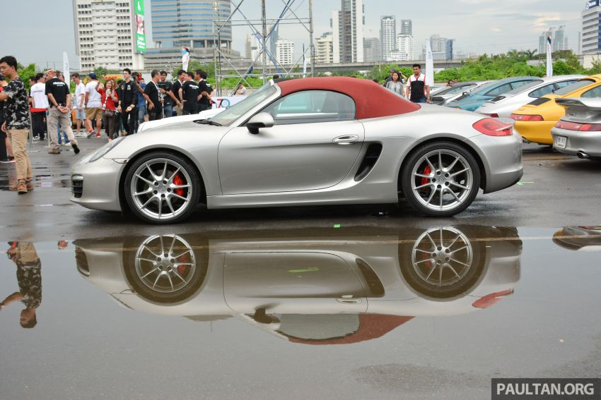 Porsche Sportscar Together Day Bangkok 2018 – celebrating 70 years of turning dreams into reality Image #843325
