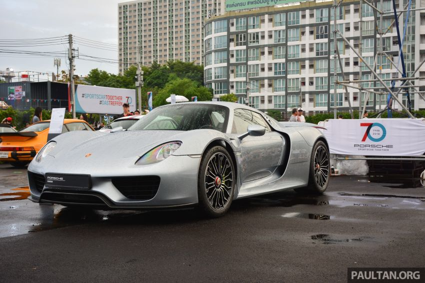 Porsche Sportscar Together Day Bangkok 2018 – celebrating 70 years of turning dreams into reality Image #843334