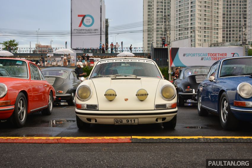 Porsche Sportscar Together Day Bangkok 2018 – celebrating 70 years of turning dreams into reality Image #843340