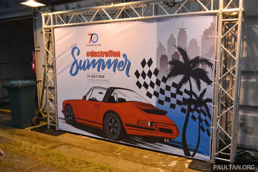 Porsche Sportscar Together Day Bangkok 2018 – celebrating 70 years of turning dreams into reality Image #843345