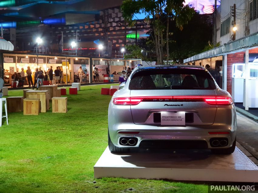 Porsche Sportscar Together Day Bangkok 2018 – celebrating 70 years of turning dreams into reality Image #843357
