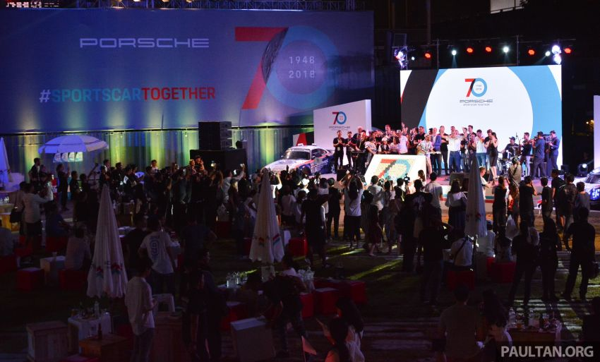 Porsche Sportscar Together Day Bangkok 2018 – celebrating 70 years of turning dreams into reality Image #843355