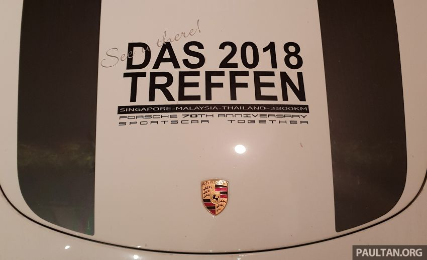 Porsche Sportscar Together Day Bangkok 2018 – celebrating 70 years of turning dreams into reality Image #843358