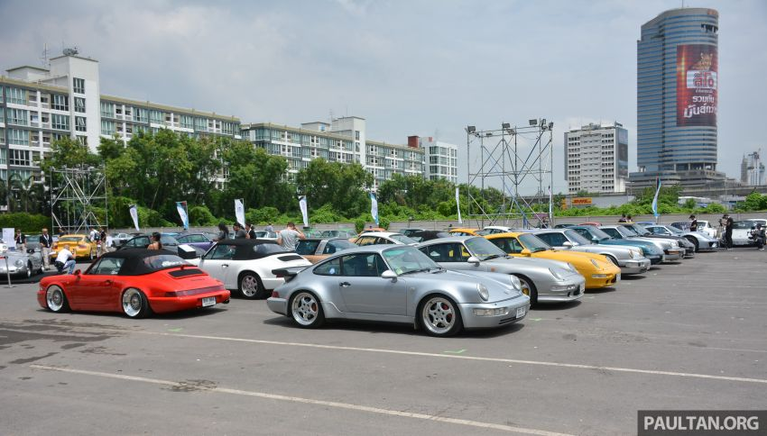 Porsche Sportscar Together Day Bangkok 2018 – celebrating 70 years of turning dreams into reality Image #843199