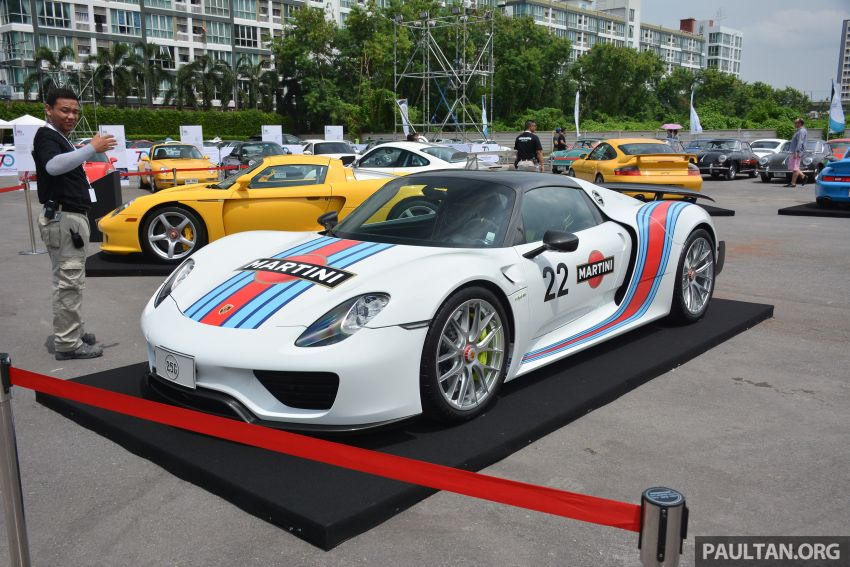 Porsche Sportscar Together Day Bangkok 2018 – celebrating 70 years of turning dreams into reality Image #843201