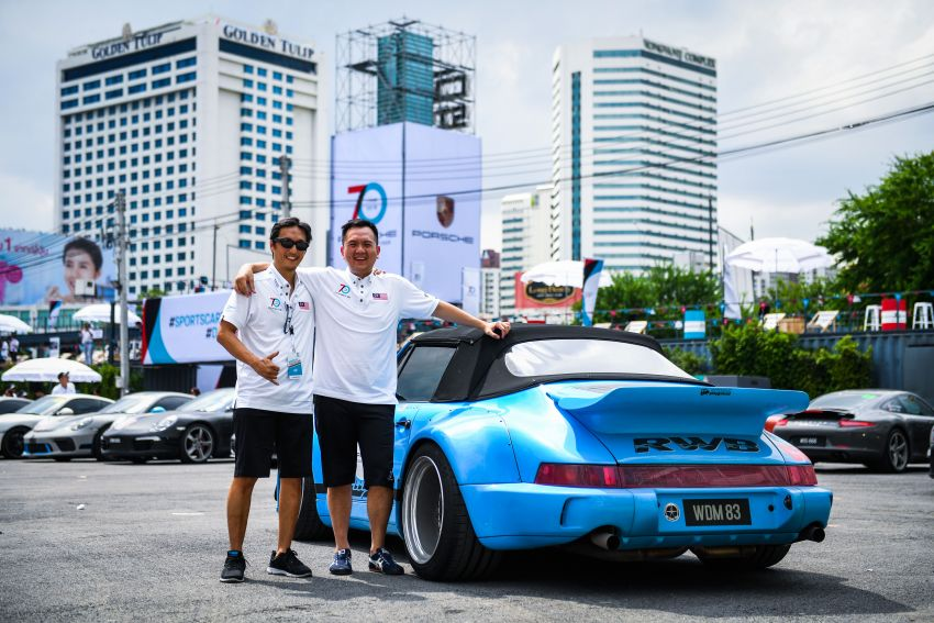 Porsche Sportscar Together Day Bangkok 2018 – celebrating 70 years of turning dreams into reality Image #843112