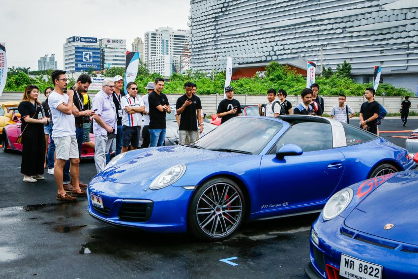 Porsche Sportscar Together Day Bangkok 2018 – celebrating 70 years of turning dreams into reality Image #843113