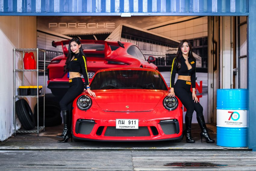 Porsche Sportscar Together Day Bangkok 2018 – celebrating 70 years of turning dreams into reality Image #843114