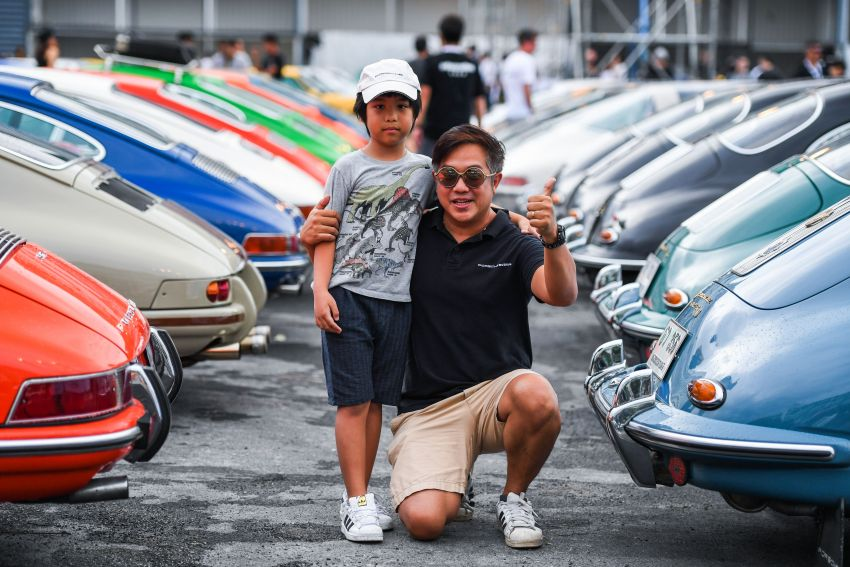Porsche Sportscar Together Day Bangkok 2018 – celebrating 70 years of turning dreams into reality Image #843115